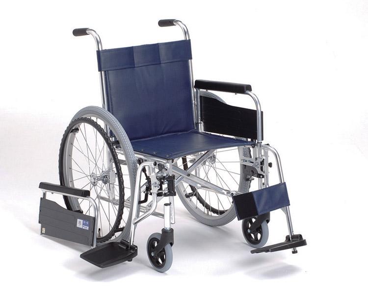 アルミ自走式車椅子 MPN-43SWAR M-1シリーズ ミキ 【smtb-kd】【介護用品】【自走用車椅子】【車いす 車イス】