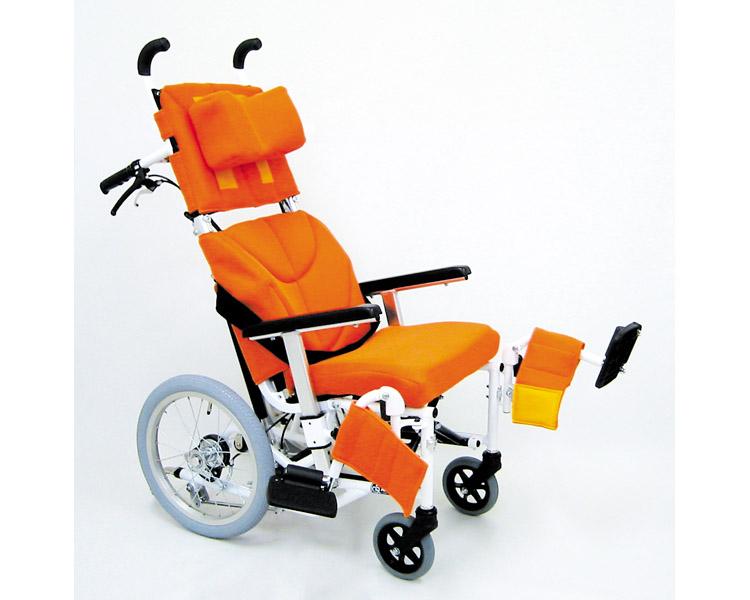 ティルティング&リクライニング車椅子 KPF16-32、KPF16-36 (ぴったりフィットJr.タイプ) カワムラサイクル 【ティルティング車椅子】【smtb-kd】【介護用品】