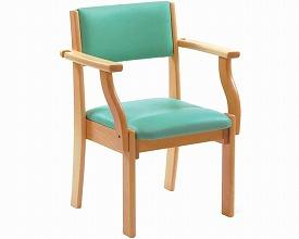 介護 椅子 食卓いす ミールチェア ML-11 ピジョンタヒラ 【介護イス 完成品】【介護いす】【介護 チェア】【smtb-kd】【介護用品】