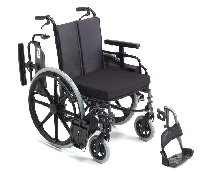アルミ自走式車椅子 KJP-4 耐荷重130kg仕様(身体の大きい方用) ミキ 【smtb-kd】【介護用品】