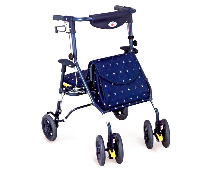 歩行車 シンフォニープラス80(大) 島製作所送料無料 手押し車 老人 歩行車 歩行補助 歩行補助車 介護用品 高齢者