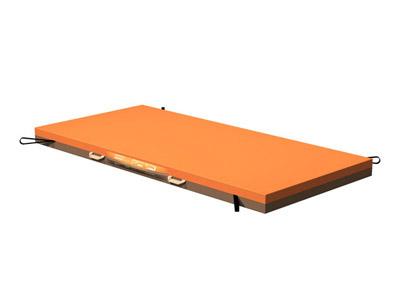 エバーフィットマットレスRタイプ(91cm幅) KE-521R パラマウントベッド 【介護用品】