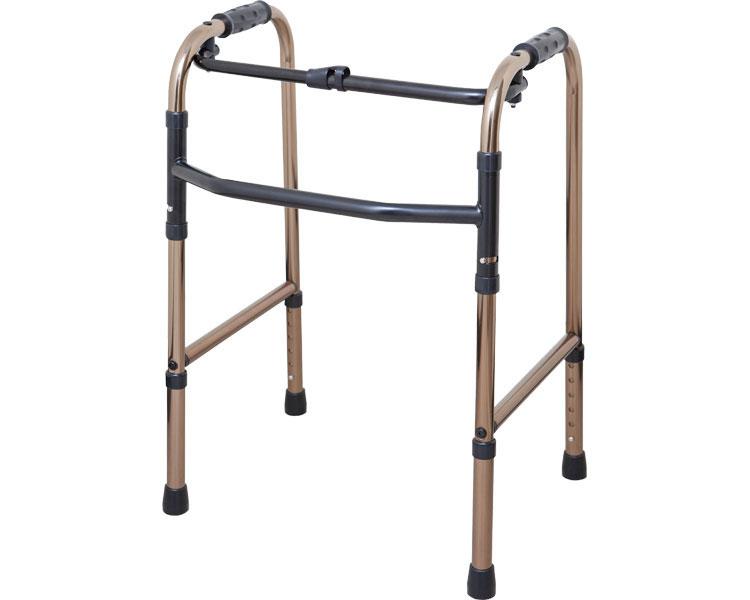 折りたたみ式歩行器 C2021 標準タイプ アクションジャパン歩行補助 高齢者 歩行器 介護 折り畳み 介護用品
