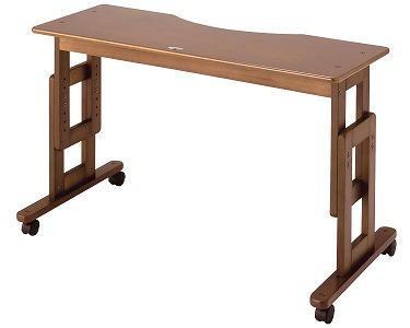 サポートテーブルD(ベッド用オーバーテーブル) キンタローオーバーテーブル 介護ベッド用 机 サイドテーブル 高齢者 介護用品