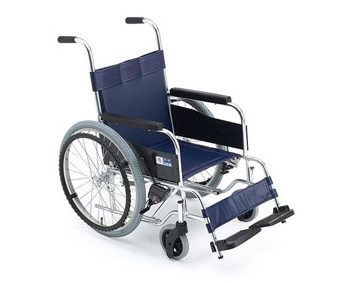 アルミ自走式車椅子 MPN-257 M-1シリーズ ミキ 【smtb-kd】【介護用品】