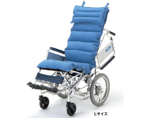 ロングクッション Lサイズ(枕付き) 日進医療器 【smtb-kd】【介護用品】