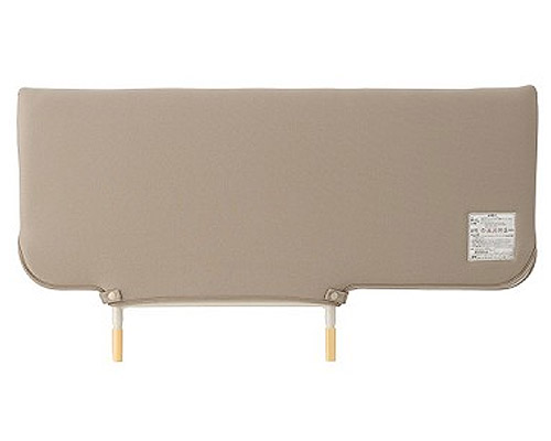 ソフトカバー付きベッドサイドレール KS-161QC パラマウントベッド 【介護用品】