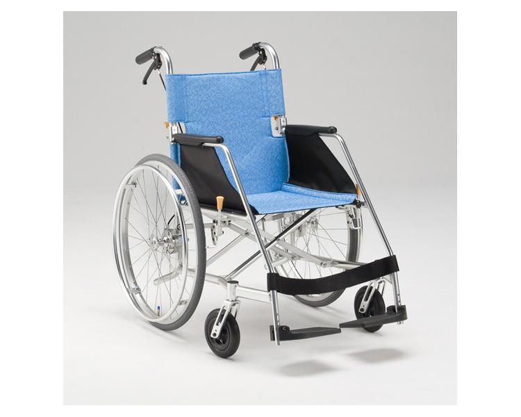 ウルトラスーパーライト 業界最軽量車いす アルミ自走式車椅子 プラスチックハンドリング仕様 USL-1B-P 松永製作所 【smtb-kd】【車椅子】【車いす】【軽量】【折り畳み】【介護用品】