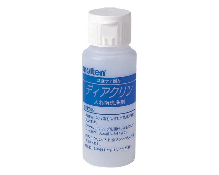 ディアクリン 入れ歯洗浄剤/MDS × 25本入り モルテン 【smtb-kd】【介護用品】