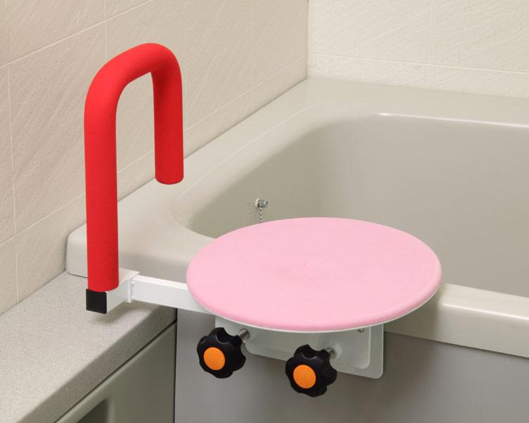 バスベンリーデラックスII(左右兼用) BB-007 レイクス21バスボード 浴槽 椅子 手すり 介護用品 お風呂 移乗 福祉用具