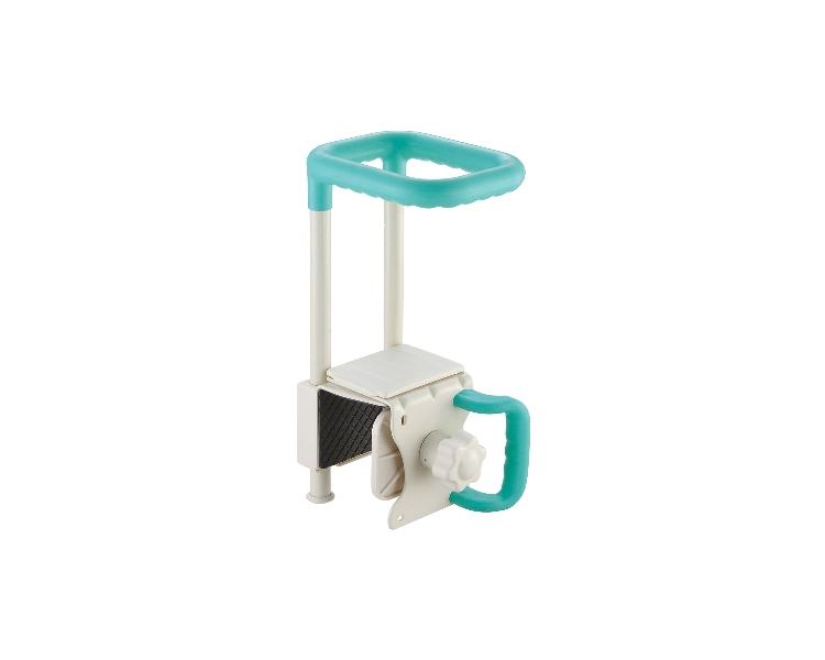浴そう手すり ワイドW45-130 49746 グリーン リッチェル介護用品 浴槽手すり ささえ 入浴補助
