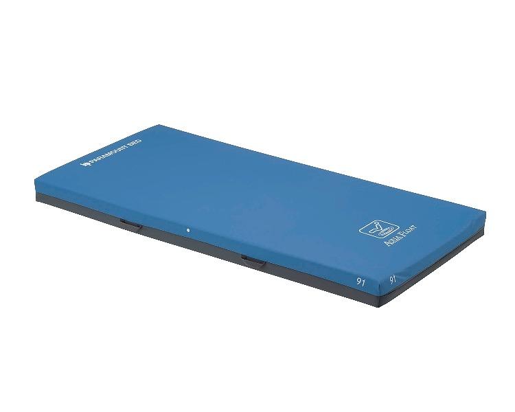 体圧分散マットレス アクアフロートマットレス 清拭タイプ 91cm幅 KE-831Q パラマウントベッド 【介護用品】