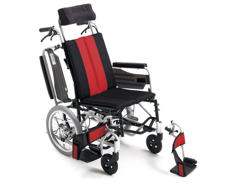 介助用車いす エムピー ティルト MP-TiF HG ミキ 【ティルティング車椅子】【smtb-kd】【車椅子】【介護用品】