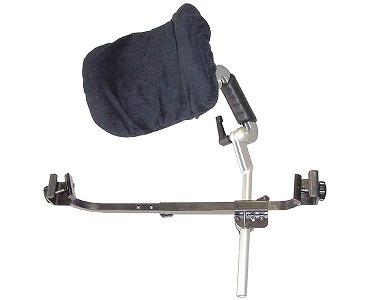 ● マイバディ ヘッドサポート/MB01101 ユーキ・トレーディング 【smtb-kd】【介護用品】【車椅子用オプション】【車イス用 車いす用付属品】