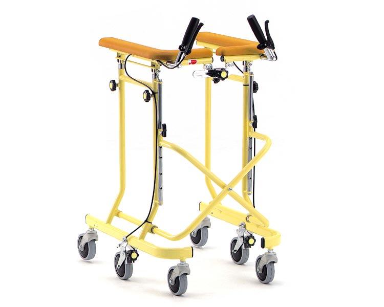 歩行器 6輪歩行器 らくらくウォーカー ホップステップ SM-40 松永製作所歩行器 歩行車 歩行補助 歩行補助車 介護用品 六輪歩行器
