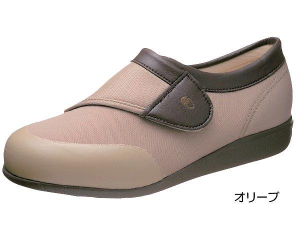 介護シューズ 快歩主義 女性用 L049 婦人用 両足販売 アサヒシューズ介護 靴 レディース 婦人 ASAHI 軽量 サポートシューズ 介護用品