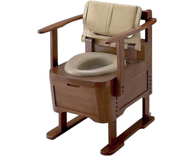 木製ポータブルトイレ /EWR265 TOTO 【smtb-kd】【介護用品】