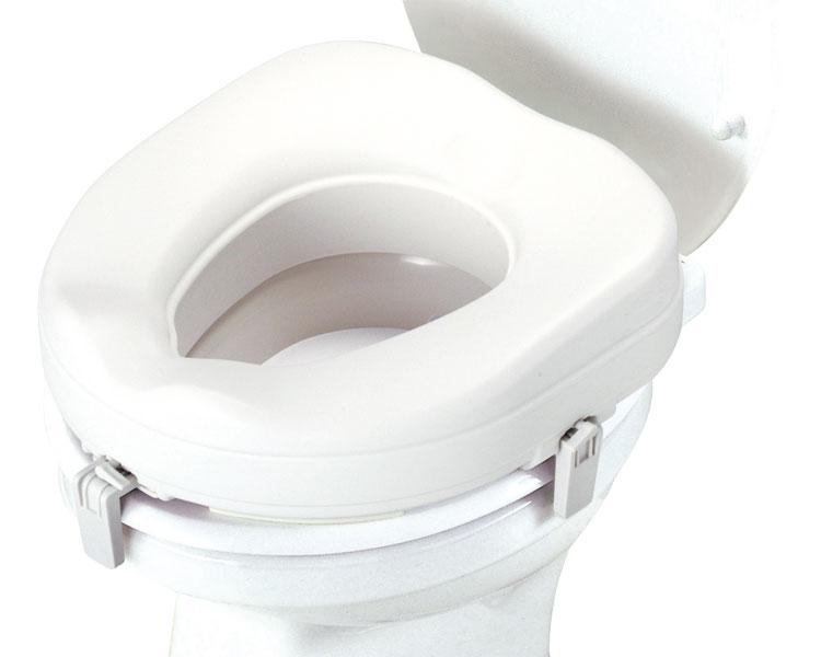 安寿 補高便座(パット無) 補高#10 535-270 アロン化成トイレ関連 介護用品 高齢者 排泄関連