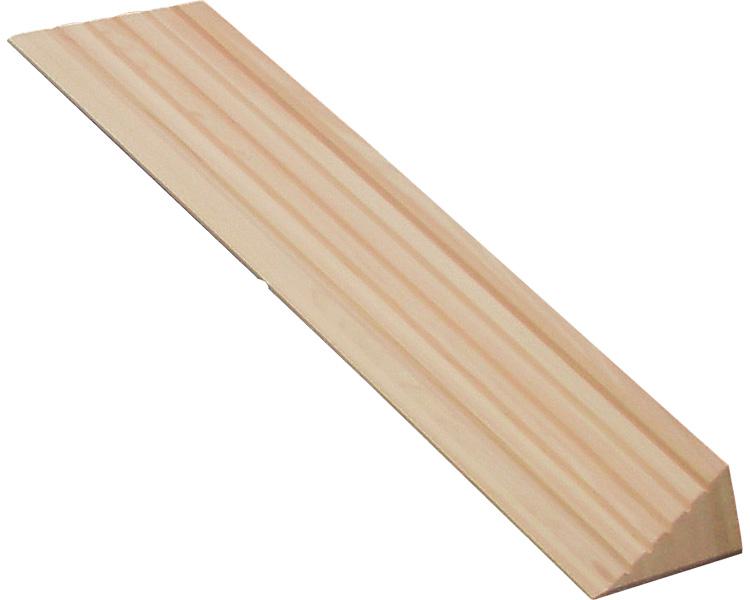 スロープ 段さ 木製スロープ 安心スロープ ゆるやか60 951 高さ60×長さ850mm シクロケア住宅改修 段差解消 つまずき防止 転倒予防 転倒防止 リフォーム 介護 施工