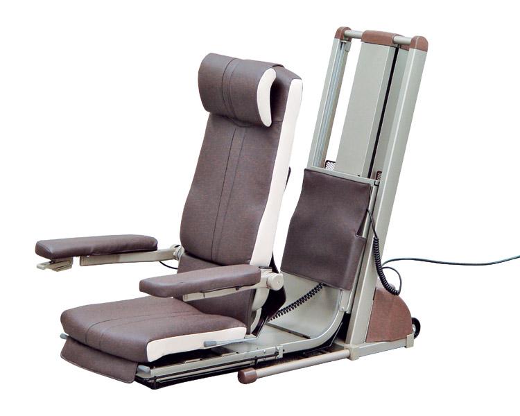 電動昇降座椅子 独立宣言暖らん /DSDAR コムラ製作所 【smtb-kd】【介護用品】