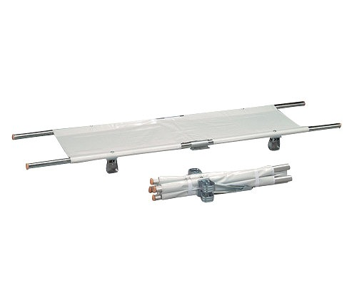 四つ折り担架 取付伸縮型 スチール/OT-13 ナビス 【smtb-kd】【介護用品】