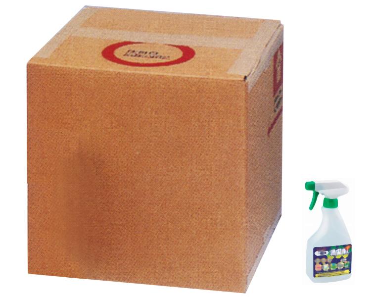介護用消臭剤 18L 松本ナース産業 【送料無料】【ポータブルトイレ 消臭剤】【介護用品】【smtb-kd】