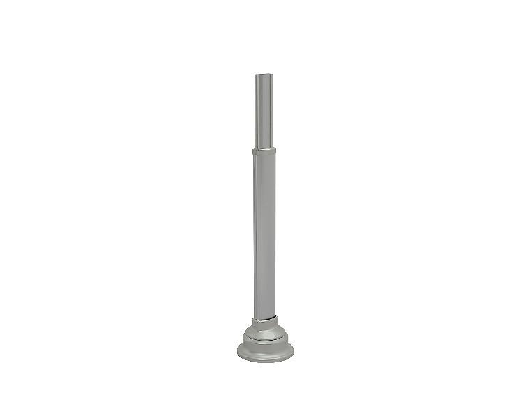 アプローチ用手すり屋外用 支柱スロープ対応式R/536-000 アロン化成 【smtb-kd】【介護用品】