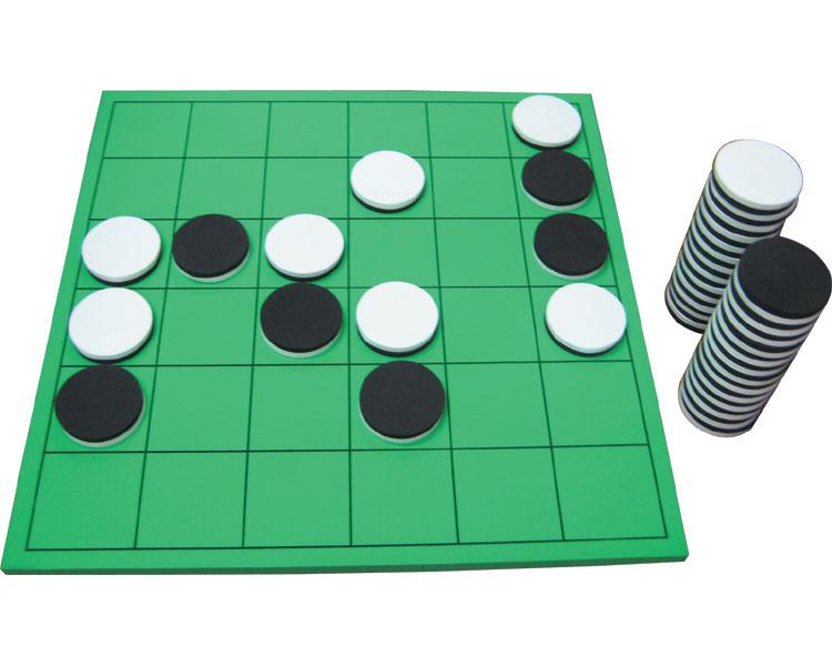 白黒ゲーム 一歩レクリエーション ゲーム 室内 オセロ 介護