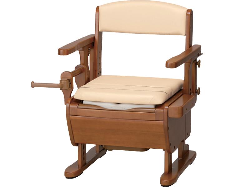 家具調トイレセレクトシリーズ はね上げワイドタイプ L/533-770 標準便座 アロン化成 【smtb-kd】【介護用品】