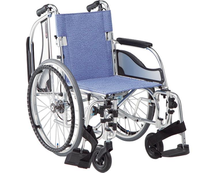 アルミ自走式車椅子 エアリアル MW-SL31B 介助ブレーキ付(MW-SL3Bの後継商品です) 松永製作所 【smtb-kd】【介護用品】【歩行補助】【車いす 車イス】