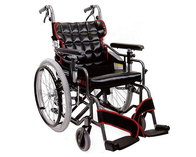 標準型モジュール車椅子 自走用車いす KM20-40SB-SL カワムラサイクル 【smtb-kd】【介護用品/歩行補助】【自走式車椅子】