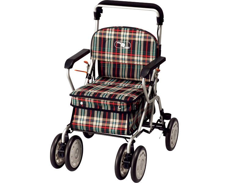 シルバーカー フォレスト TFR-10 マキテック 手押し車 お年寄り 高齢者 歩行補助 介護用品