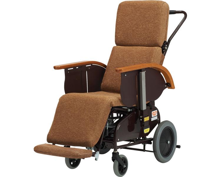 フルリクライニングキャリー FC-120 布シートタイプ サイドスカート付き 202012AC ピジョンタヒラ送料無料 車椅子 フルリク フルリクライニング車椅子 車いす 車イス くるまいす 介護用品