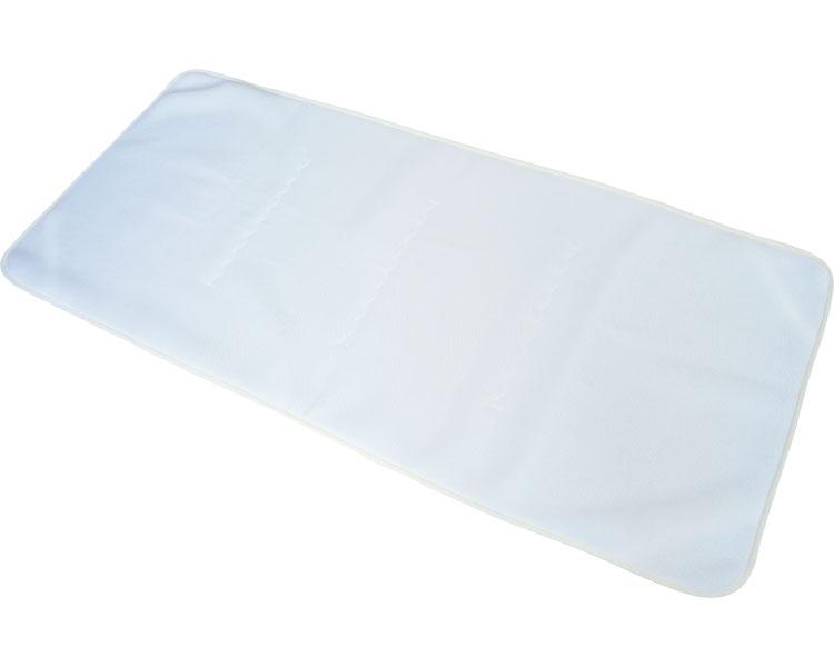 ブレイラプラス・ベッドパッド(洗濯ネット付) 幅91×長さ195cm/BRPS-910R アイボリー G.REST 【smtb-kd】【介護用品】