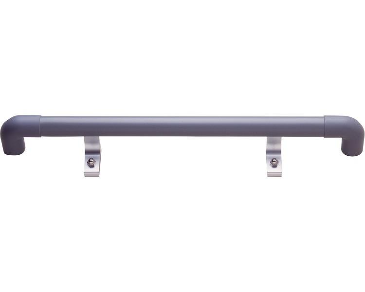 屋外用手摺「グラハン」ユニットタイプ O-34UG I型 長さ80cm ナカ工業 【smtb-kd】【介護用品】