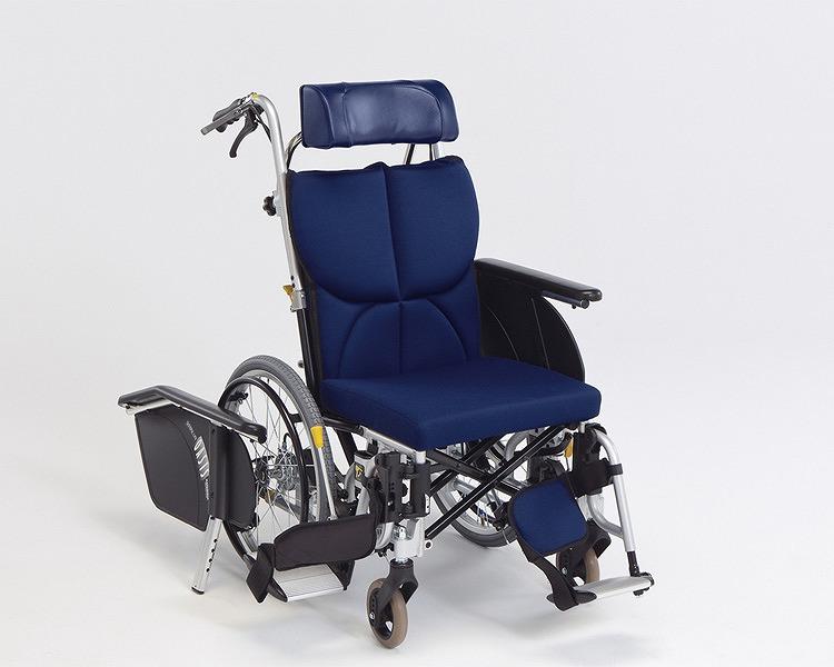 ティルト&リクライニング自走用車いす オアシス OS-11TRS 松永製作所 【smtb-kd】【介護用品】【車椅子】