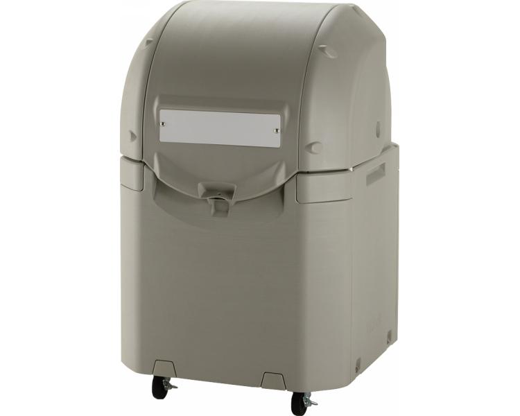 ワイドペール ST350 キャスター付 94471 リッチェル介護用品 ごみ箱 屋外ゴミ容器 ゴミステーション 物置