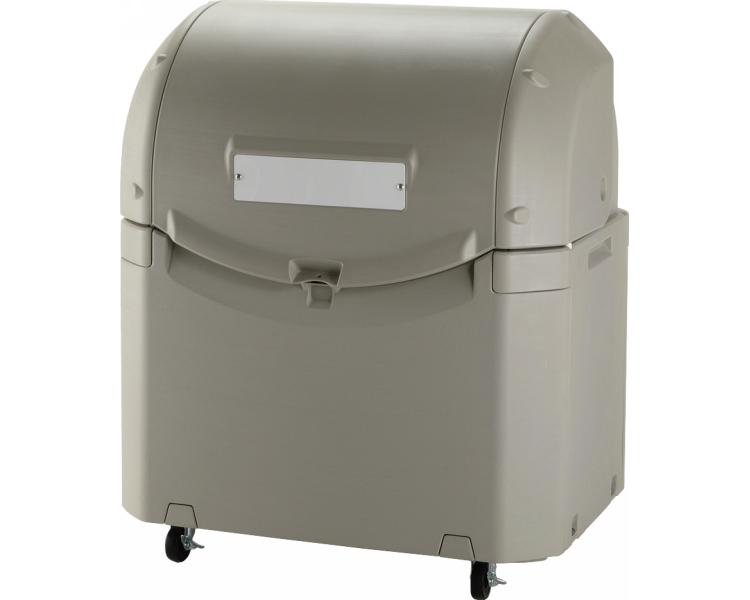 ワイドペール ST500 キャスター付 94473 リッチェル介護用品 ごみ箱 屋外ゴミ容器 ゴミステーション 物置