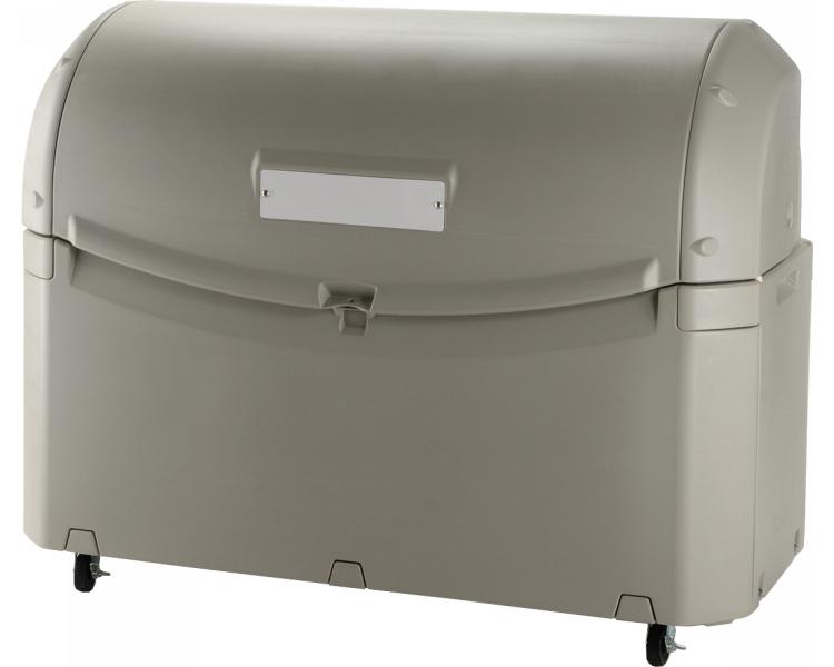 ワイドペール ST800 キャスター付 94475 リッチェル分別ペール 厨房ペール ゴミ箱 屋外ゴミ容器 介護用品