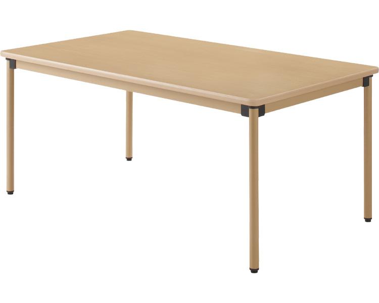 ダイニングテーブル 施設向けテーブル 幅160×奥行90cm UFT-ST1690 介援隊ダイニング用 食卓用 テーブル 介護施設 家具 机 テーブル 作業台 福祉 テーブル 介護用品