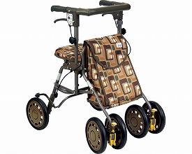 歩行器 シンフォニーライト 島製作所手押し車 老人 歩行車 歩行補助 高齢者 介護用 送料無料 介護用品