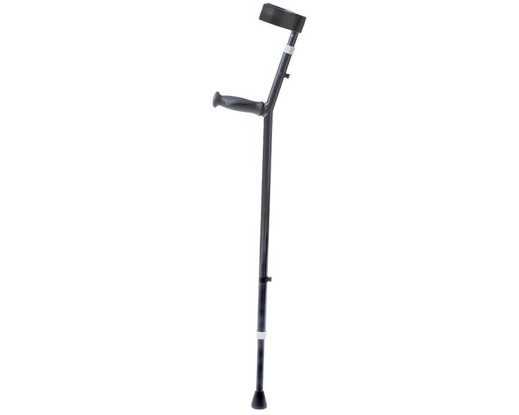 松葉杖 Mgクラッチ 両手タイプ(左右兼用タイプ・1本) 田辺プレス歩行補助 クラッチ 松葉杖 高齢者 介護用品 ステッキ