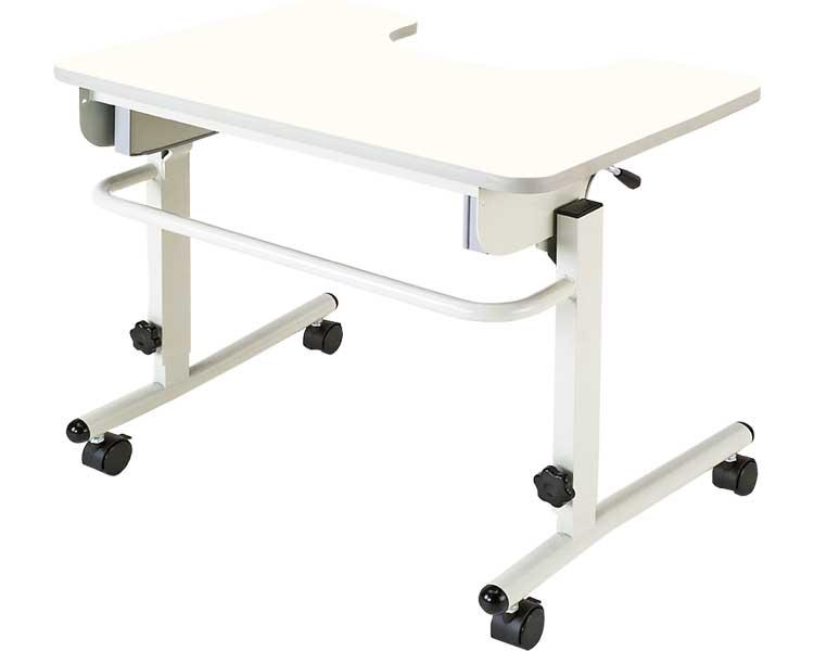 安心テーブル ANT-01NW マキテック 車椅子 テーブル ベッドテーブル 介護用品