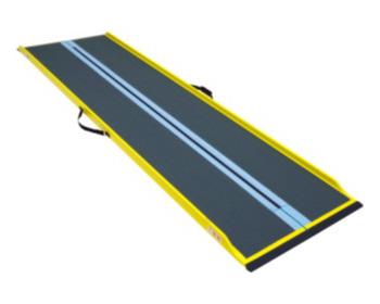 スロープ 段さ ダンスロープライト スリムタイプ 長さ285cm/R-285SL ダンロップ 【smtb-kd】【介護用品】