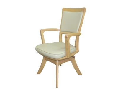 介護 椅子 カチャットチェア90 完成品 オフィス・ラボ 【介護用品】【介護用椅子】【施設用 食卓いす】【smtb-kd】