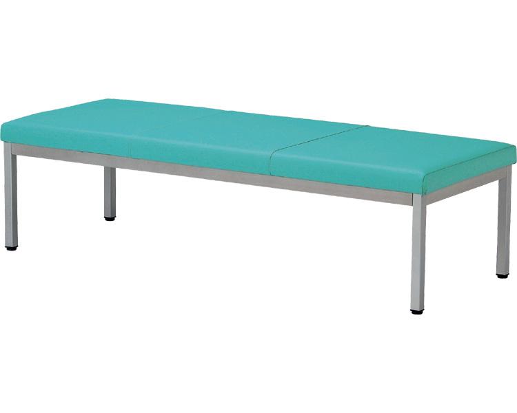 ロビーチェアー LZ-1500 幅150cm 弘益介護用品 イス 椅子 施設 病院 待合室 休憩室 長イス 家具
