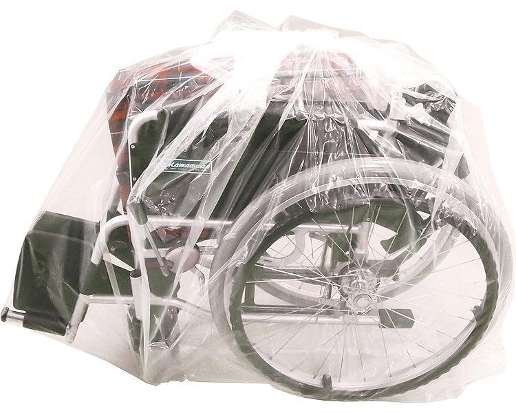 車いす用ポリ袋/LP-121 100枚入(10枚×10冊入) オルディ 【介護用品】【smtb-kd】