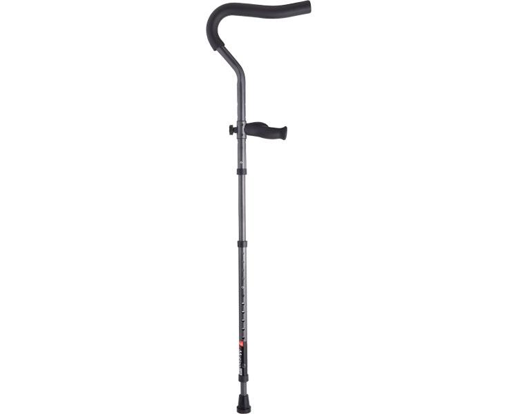 松葉杖 折りたたみ松葉杖 ミレニアル・プロ トールサイズ 左右組(2本組) 17-1 プロト・ワン介護用品 松葉杖 歩行補助 ステッキ 杖