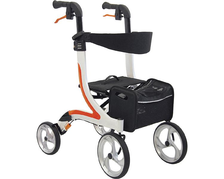 歩行器 介護 屋内外両用歩行器 KW40 抑速ブレーキ内蔵ホイール無し カワムラサイクル歩行器 介護 歩行車 介護用品 歩行補助 訓練