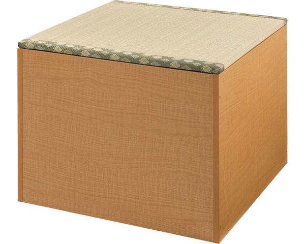 畳ユニットボックス ハイタイプ STBYH-60 60タイプ 山陽総業たたみ 和室 和風 家具 おしゃれ 収納ボックス 立ち上がり補助 介護 高齢者 収納 整理